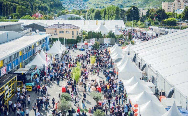 Dspas est présent à la Foire du Valais à Martigny