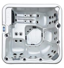 Dspas spa D195 blanc