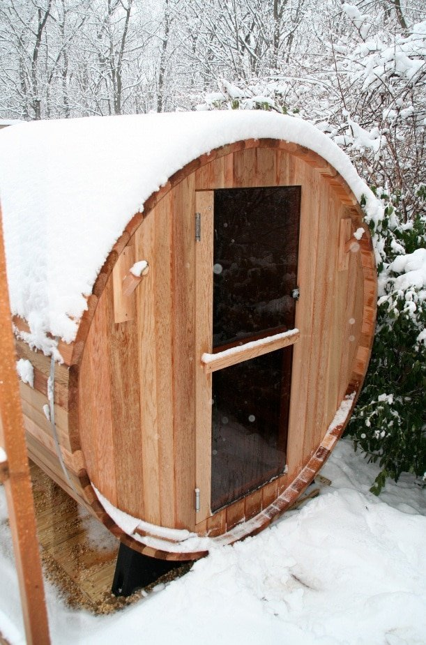 Dspas Barrel 6ft Snow
