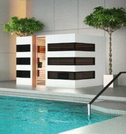 Saunas intérieurs