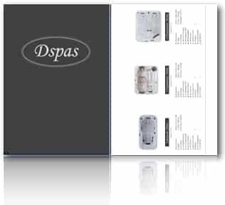 Catalogue spas et saunas dspas.ch