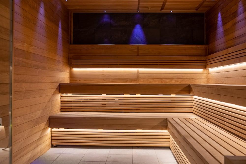 Dspas sauna bienêtre