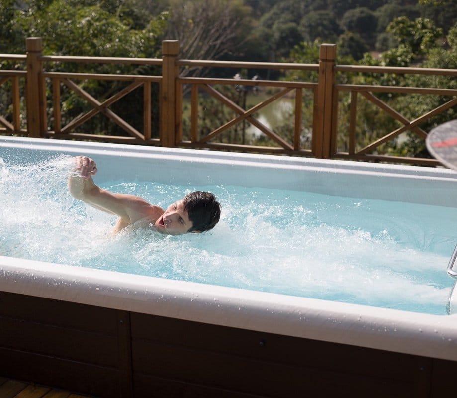 pompe puissantes spas de nage