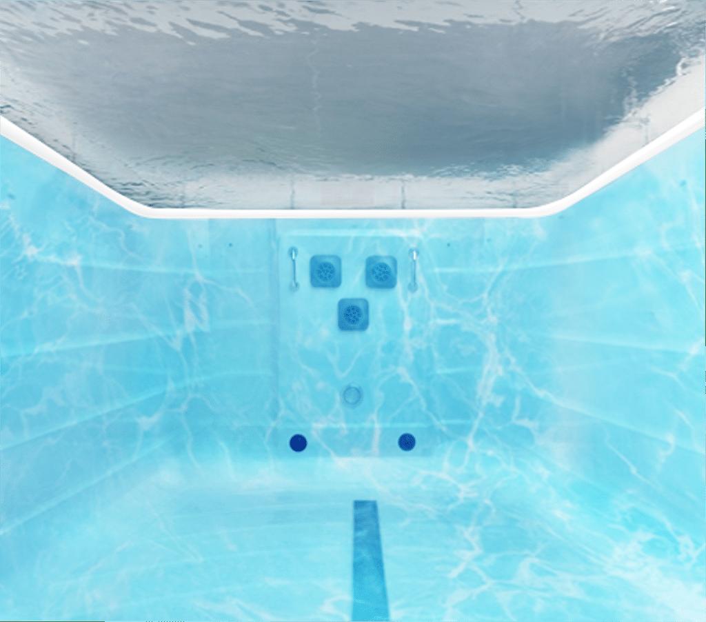 zone de baignade profonde spa de nage
