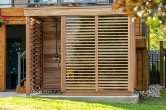 Sauna exterieur Leisure Purecube
