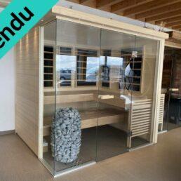 Sauna Tylö combiné infrarouge