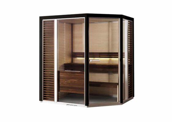 Sauna Tylö Impression Corner noir