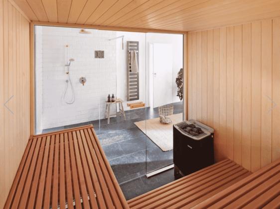 Cabine de Sauna Tylö Harmony