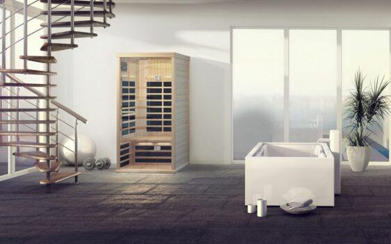 Sauna infrarouge Tylö T 810 scene