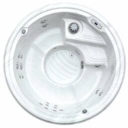 Spa DTube rond top