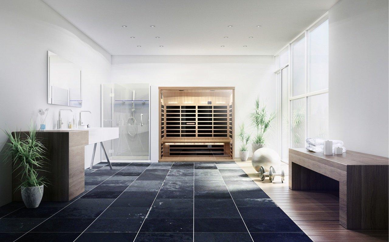 bienfaits sauna infrarouge