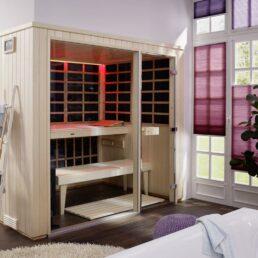 Cabines Sauna infrarouge