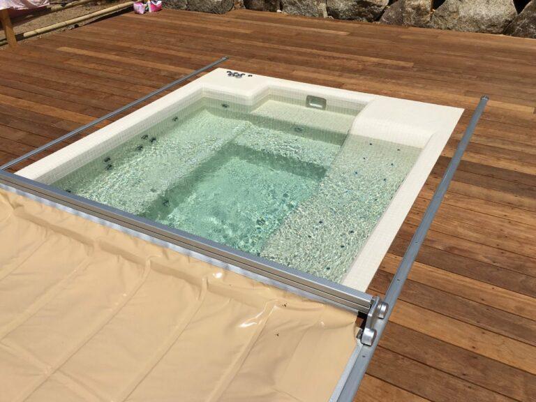 Couverture automatique spa Spaflex