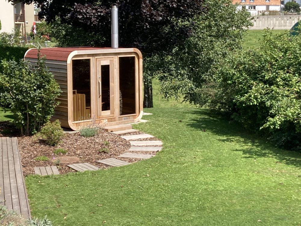 Sauna exterieur Dspas Luna