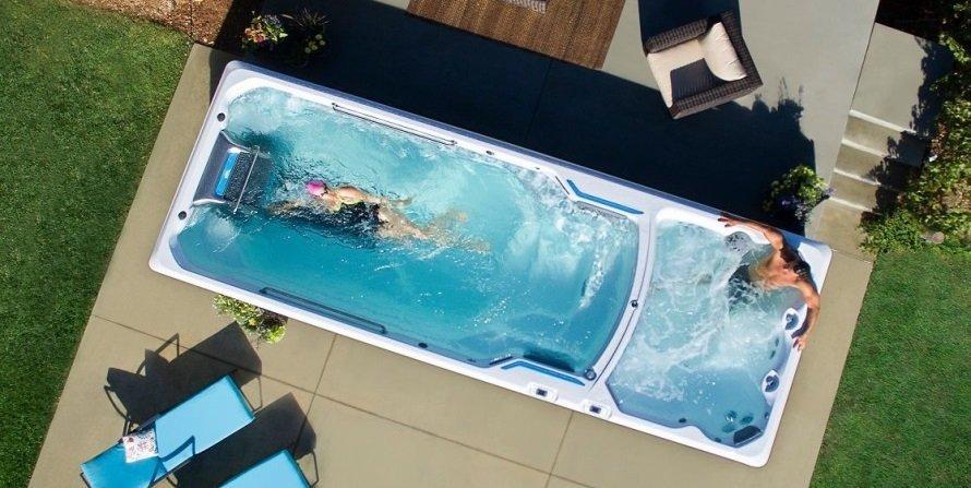Spa de nage et enfants, le meilleur choix pour la famille