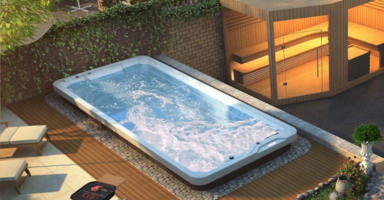 Dspas spa de nage et spa natation